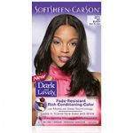 Dark & Lovely Hair Colour: Jet Black #371